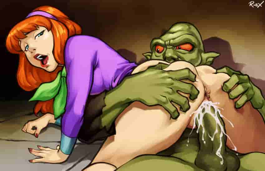 scooby doo rule 34